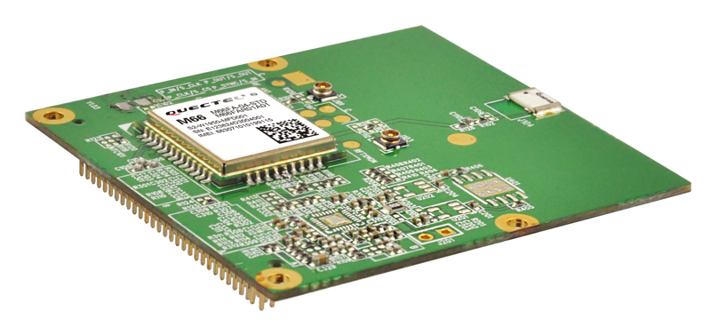 Quectel M66 OpenCPU monitoring and control device via SMS | ATCKEY